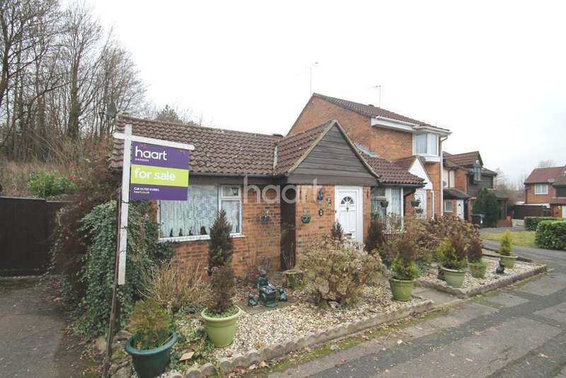 1 Bedroom Bungalow for sale in Watercrook Mews, Westlea, Swindon