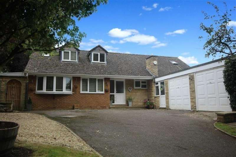5 Bedrooms Detached Bungalow for sale in Leawell, Upper Tadmarton, Oxfordshire, OX15