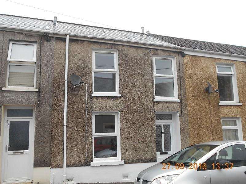 2 Bedrooms Terraced House for sale in 31 Golden Terrace, Maesteg, Bridgend. CF34 9BX
