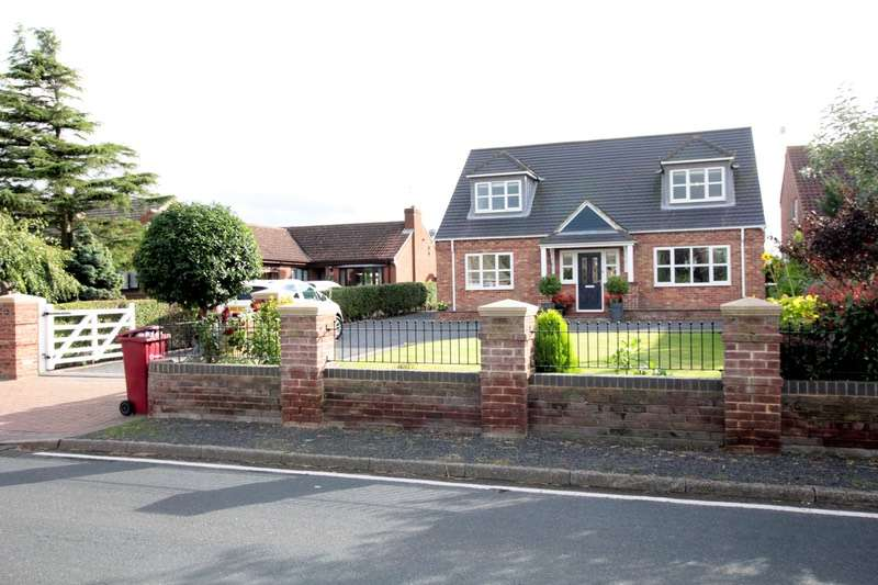 5 Bedrooms Detached House for sale in Westgate Road, Doncaster, Lincolnshire, DN9