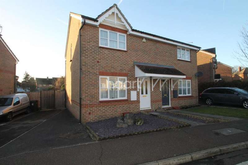 3 Bedrooms Semi Detached House for sale in School House Gardens, Loughton