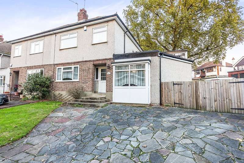 3 Bedrooms Semi Detached House for sale in Upton Road, Bexleyheath, DA6