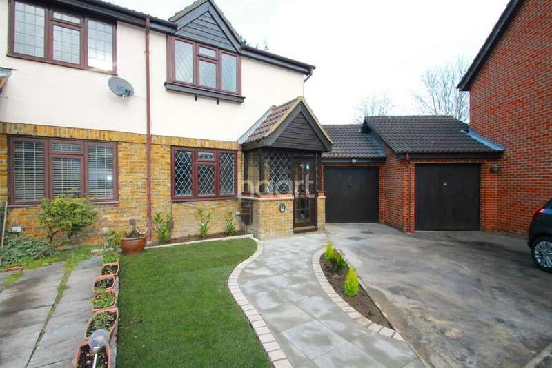3 Bedrooms Semi Detached House for sale in Yeading