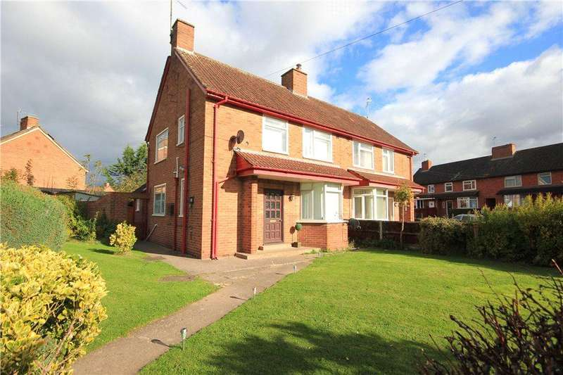 3 Bedrooms Semi Detached House for sale in Blackmarston Road, Hereford, HR2
