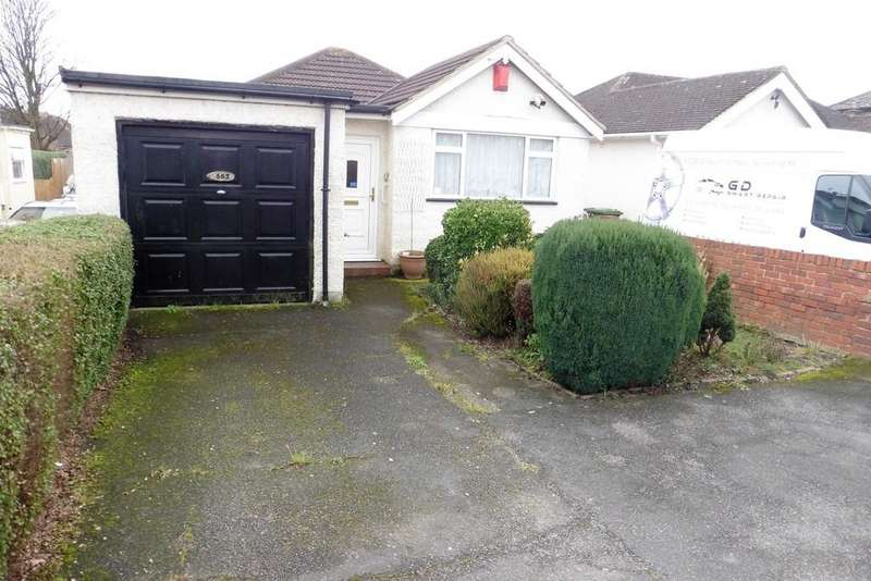 2 Bedrooms Detached Bungalow for sale in London Road, Ashford, TW15