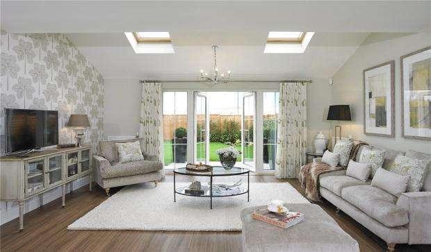 3 Bedrooms Link Detached House for sale in Mandeville Place, Radwinter Road, Saffron Walden, Essex