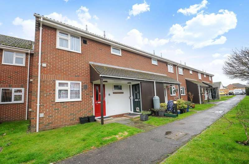1 Bedroom Flat for sale in Mengham Court, Goldring Close, Hayling Island, PO11
