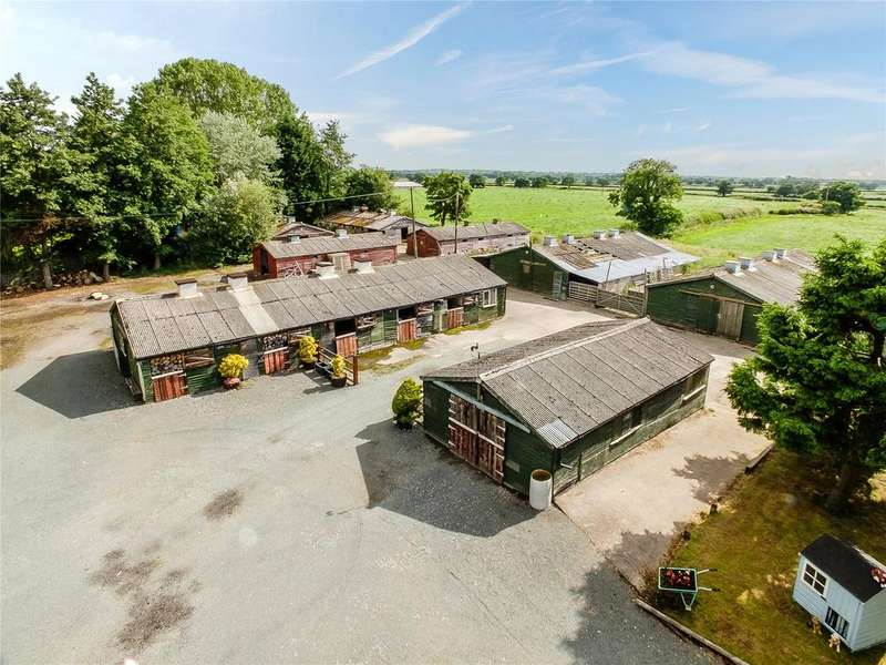Plot Commercial for sale in Pulford, Chester, Cheshire
