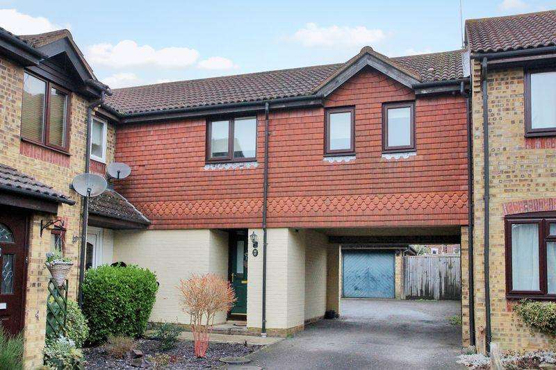 1 Bedroom Terraced House for sale in Bamborough Close, Southwater