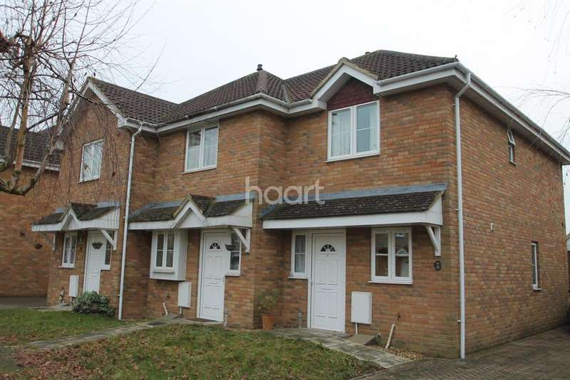 2 Bedrooms Semi Detached House for sale in The Birches, March