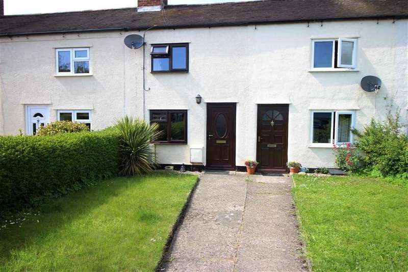 2 Bedrooms Terraced House for sale in Sparbridge, Ellesmere