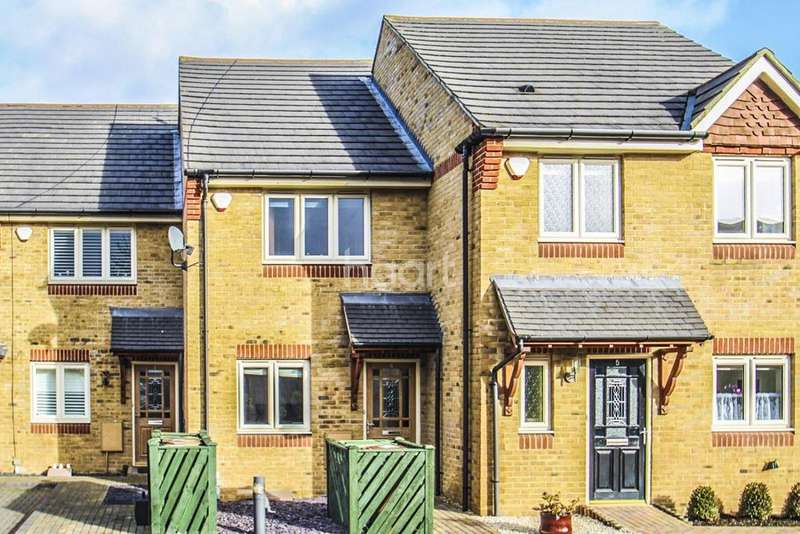 2 Bedrooms Terraced House for sale in Pearing Close, KT4