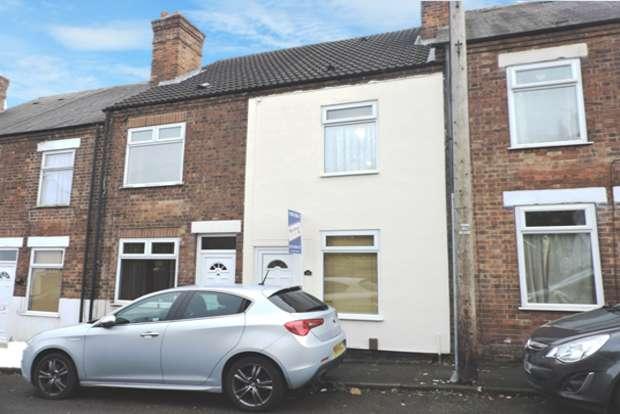 3 Bedrooms Terraced House for sale in Albany Street, Ilkeston, DE7