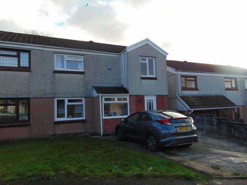 4 Bedrooms Semi Detached House for sale in Tir Newydd, Llanelli, Carms