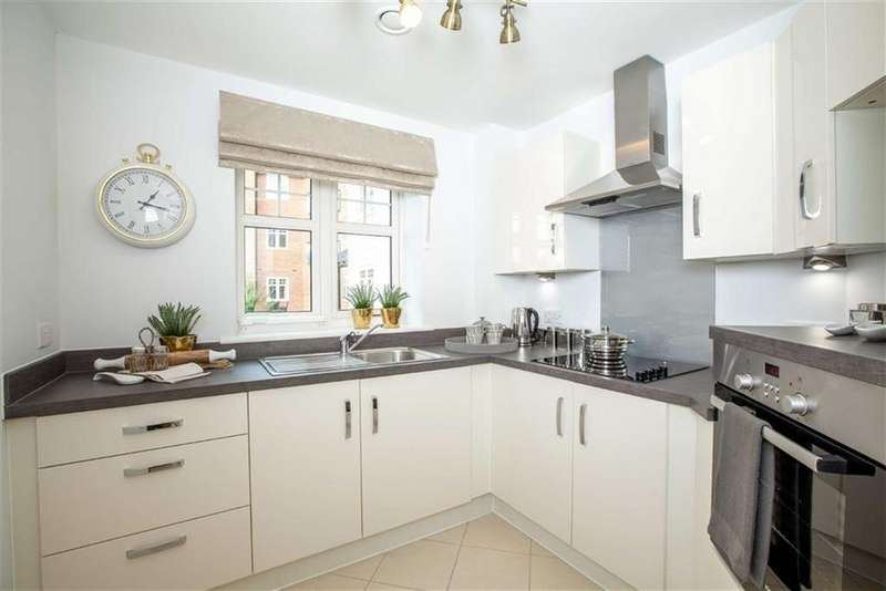 1 Bedroom Apartment Flat for sale in Stiperstones Court, Abbey Foregate, Shrewsbury