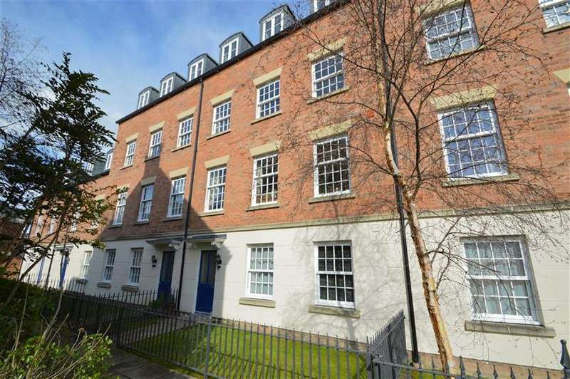 2 Bedrooms Apartment Flat for sale in Benbow Quay, Shrewsbury