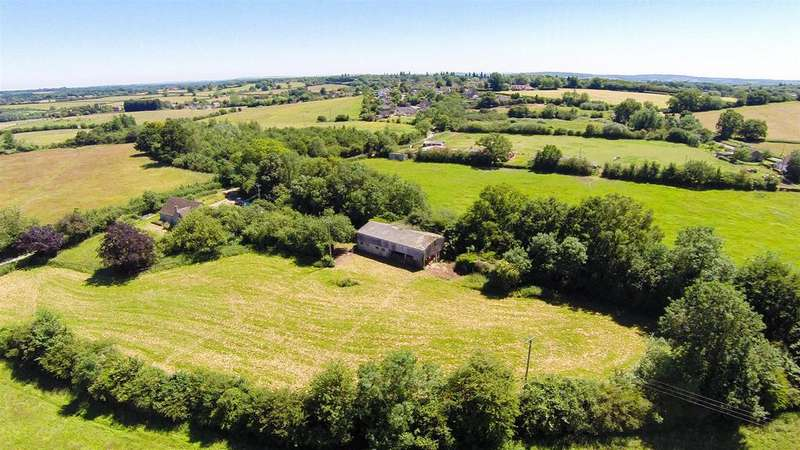 4 Bedrooms Plot Commercial for sale in Green Lane, North Leigh, Witney