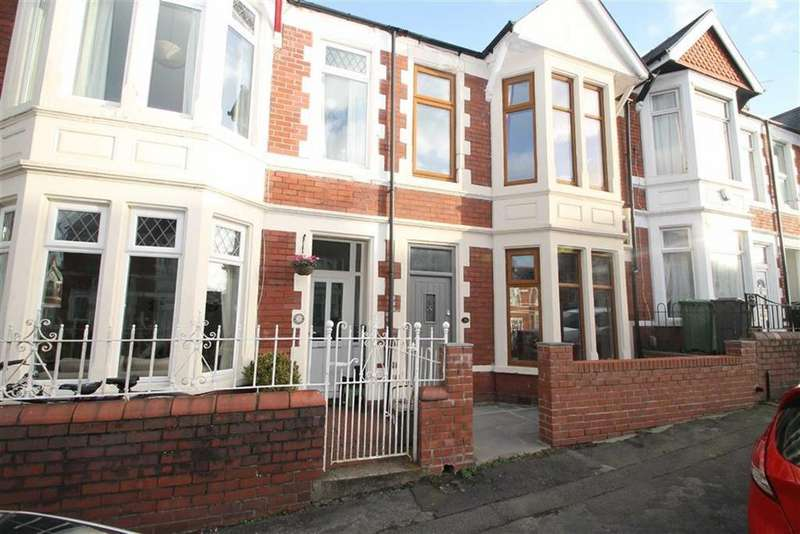 2 Bedrooms Terraced House for sale in Summerfield Avenue, Cardiff