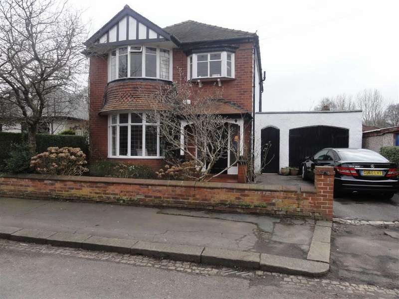 3 Bedrooms Detached House for sale in Brookash Road, Moss Nook