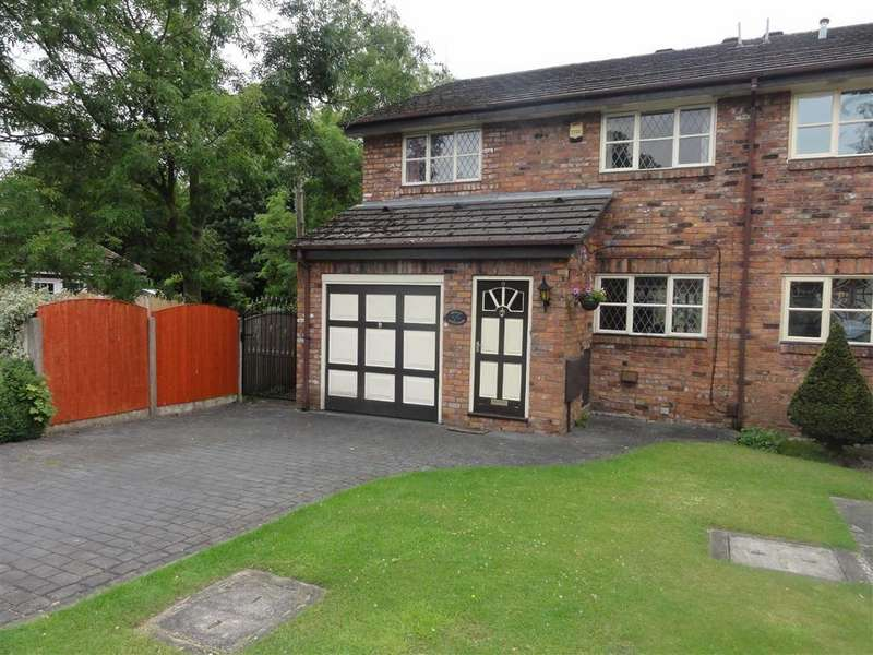3 Bedrooms Mews House for sale in Motcombe Grove, Heald Green
