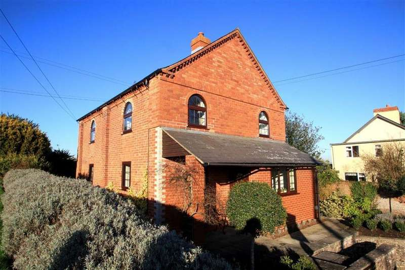 3 Bedrooms Detached House for sale in SHENMORE, Madley Hereford, Herefordshire