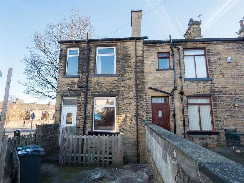 2 Bedrooms Terraced House for sale in Harrogate Road, Bradford, BD2 3DY