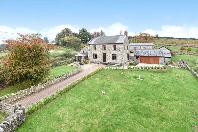 4 Bedrooms House for sale in Watchford Farm, Yarcombe, Honiton, Devon, EX14