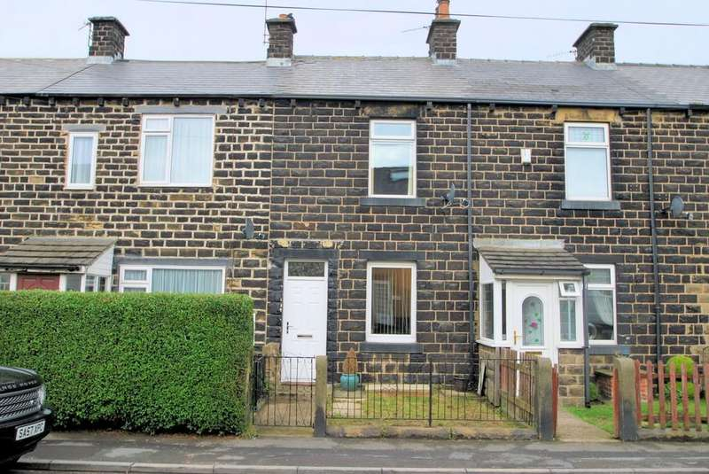 2 Bedrooms Terraced House for sale in Sheffield Road, Penistone, Sheffield