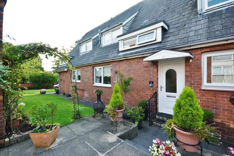 2 Bedrooms House for sale in Brentwood Court, Hesketh Park, Southport, PR9 9JW