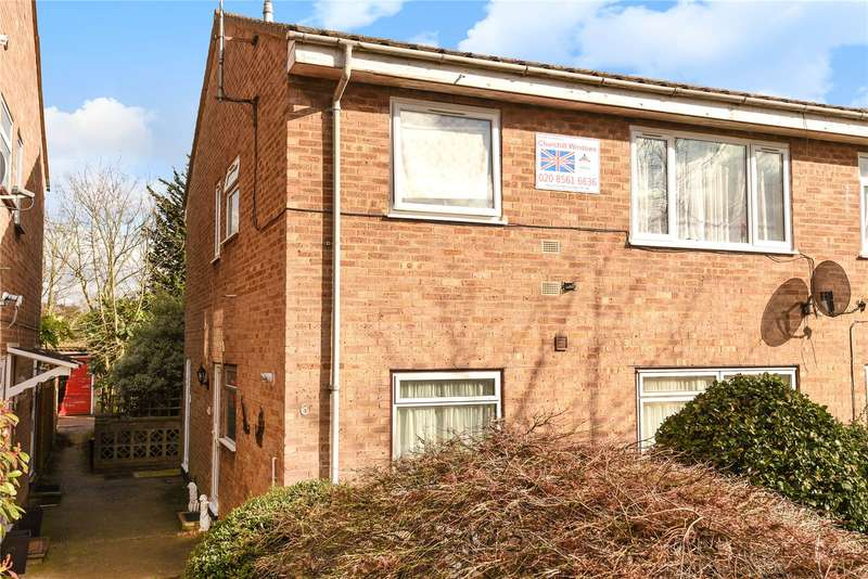 2 Bedrooms Maisonette Flat for sale in Grosvenor Avenue, Hayes, Middlesex, UB4