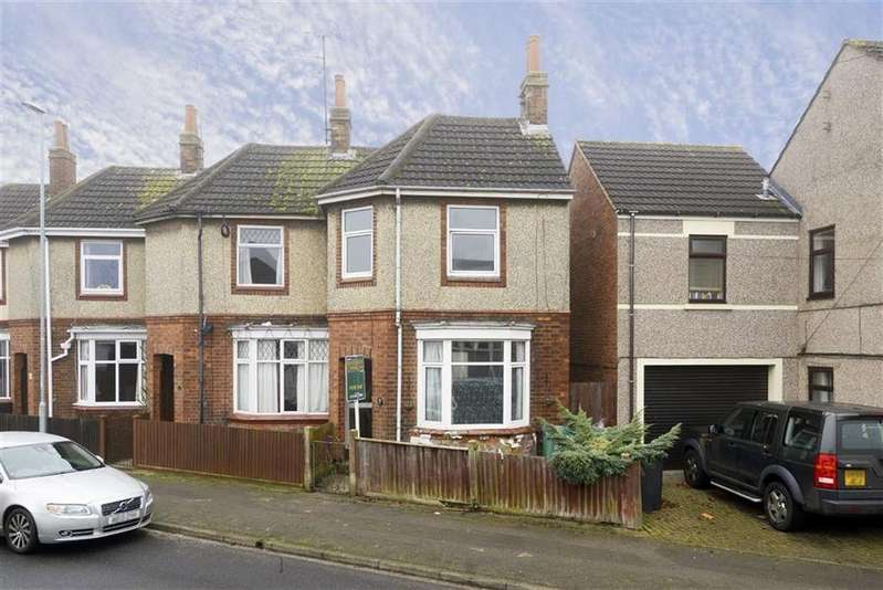 3 Bedrooms End Of Terrace House for sale in Hallwood Road, Kettering