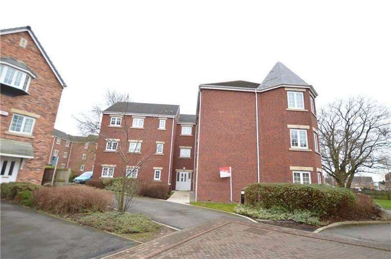 2 Bedrooms Apartment Flat for sale in Castle Lodge Court, Rothwell, Leeds, West Yorkshire