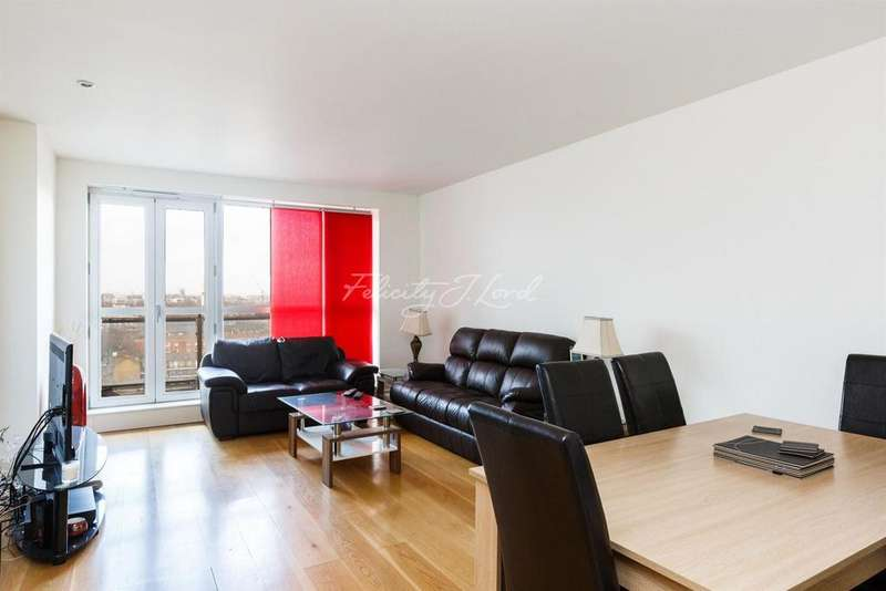 2 Bedrooms Flat for sale in Canary Riverside, Canary Wharf, E14