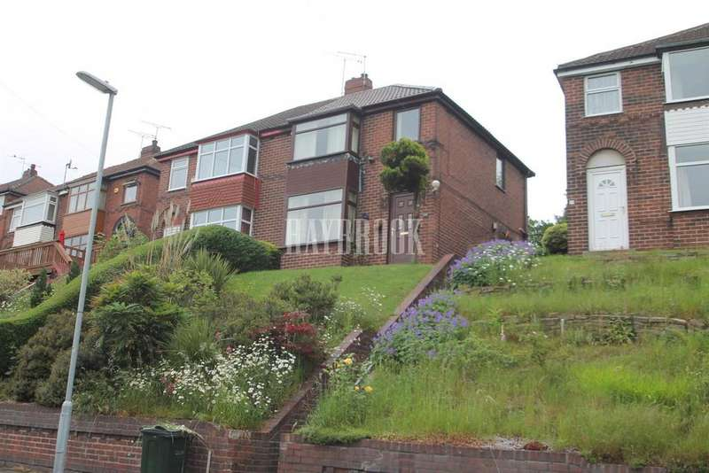 3 Bedrooms Semi Detached House for sale in Droppingwell Road, Kimberworth