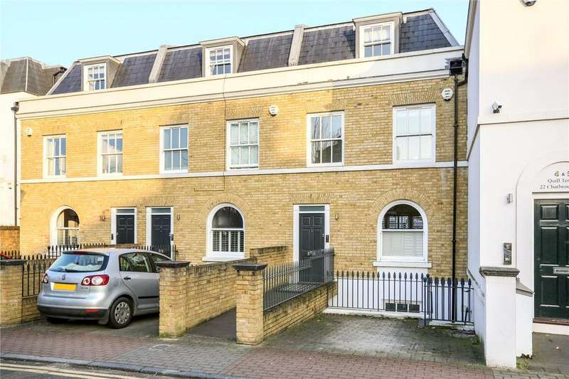 3 Bedrooms Terraced House for sale in Quill Terrace, 22 Charlwood Road, Putney, London, SW15