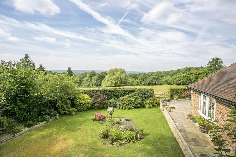 2 Bedrooms Detached Bungalow for sale in Toys Hill, Westerham, Kent, TN16