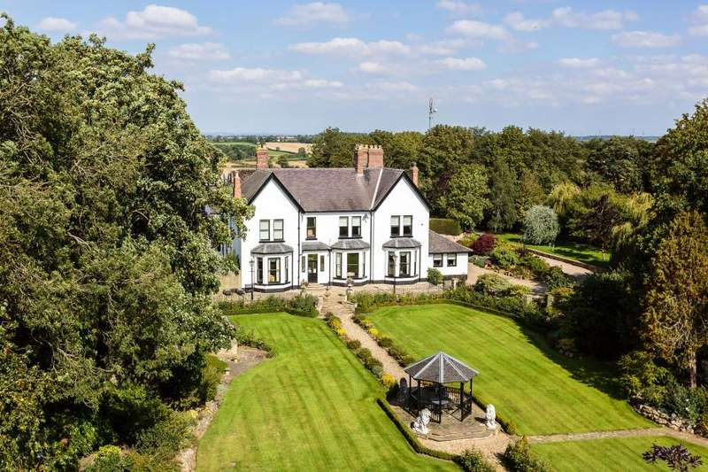 6 Bedrooms Detached House for sale in Welbury, Northallerton, North Yorkshire, DL6