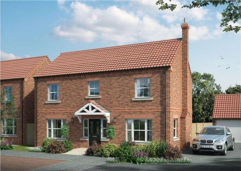 3 Bedrooms Detached House for sale in The Paddock, Ings View Farm, Thorganby, York, YO19