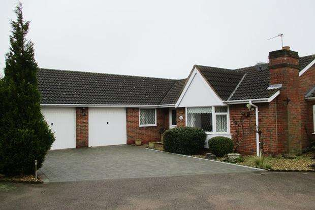 3 Bedrooms Detached Bungalow for sale in Broom Way, Narborough, Leicester, LE19