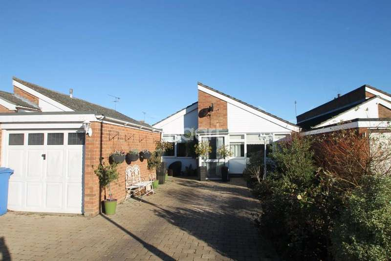 2 Bedrooms Bungalow for sale in Crowland Close, Ipswich