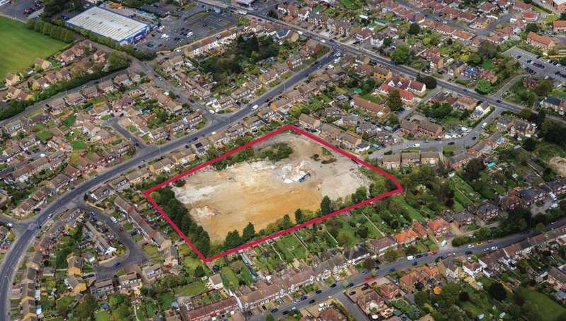 Plot Commercial for sale in Lydbrook Close, Sittingbourne, Kent