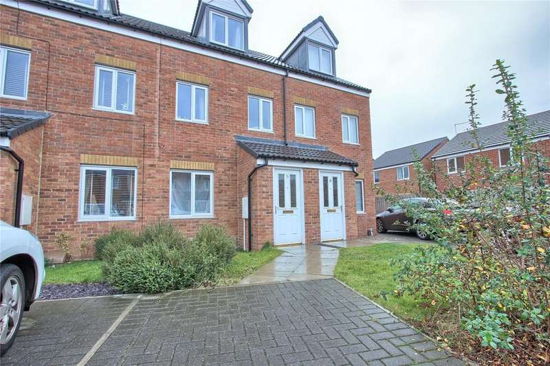 3 Bedrooms Terraced House for sale in St Albans Close, Redcar