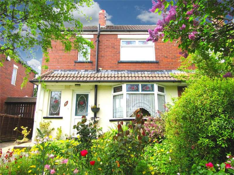 2 Bedrooms Semi Detached House for sale in Allenby Place, Leeds, West Yorkshire, LS11