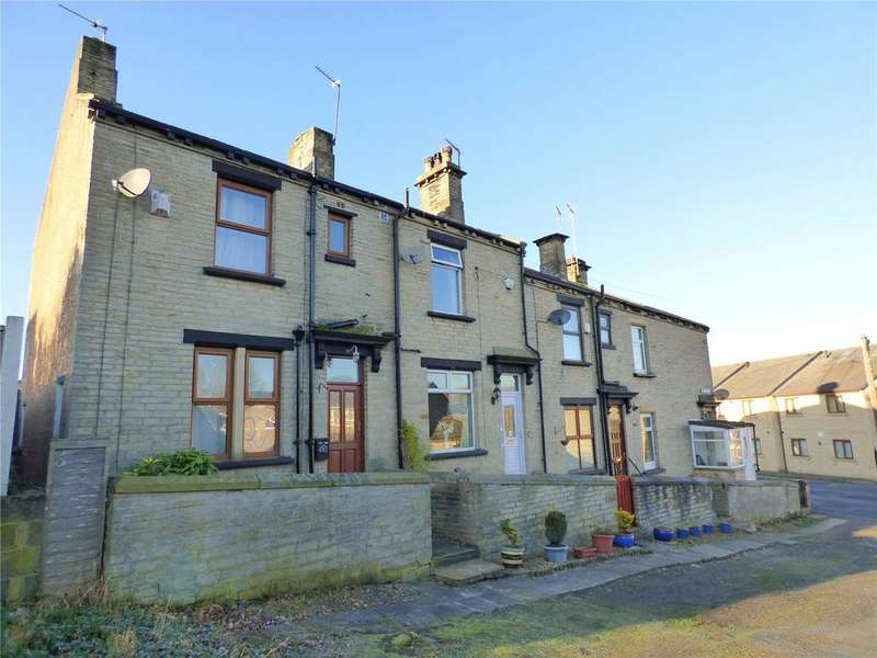 2 Bedrooms End Of Terrace House for sale in Currer Street, Off Greenside, Oakenshaw, BD12