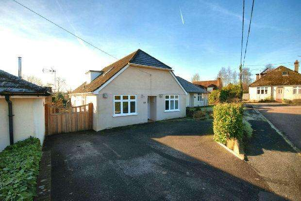 5 Bedrooms Detached Bungalow for sale in Fordingbridge