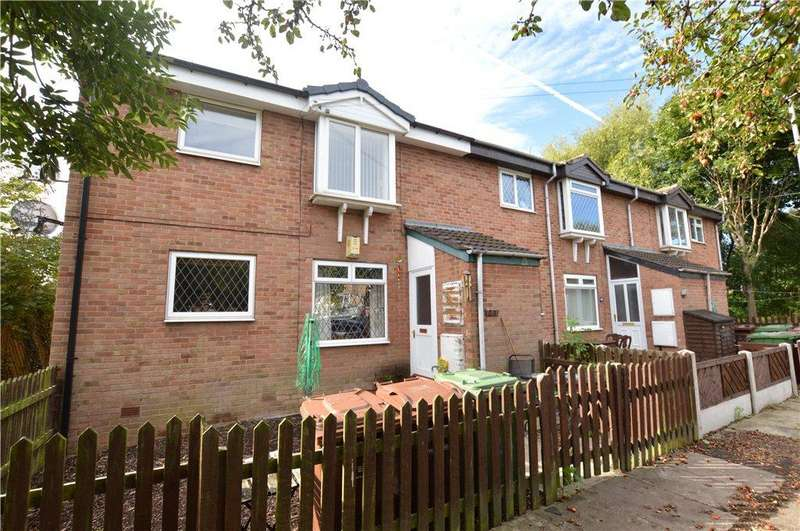 2 Bedrooms Apartment Flat for sale in Blackthorn Way, Wakefield, West Yorkshire
