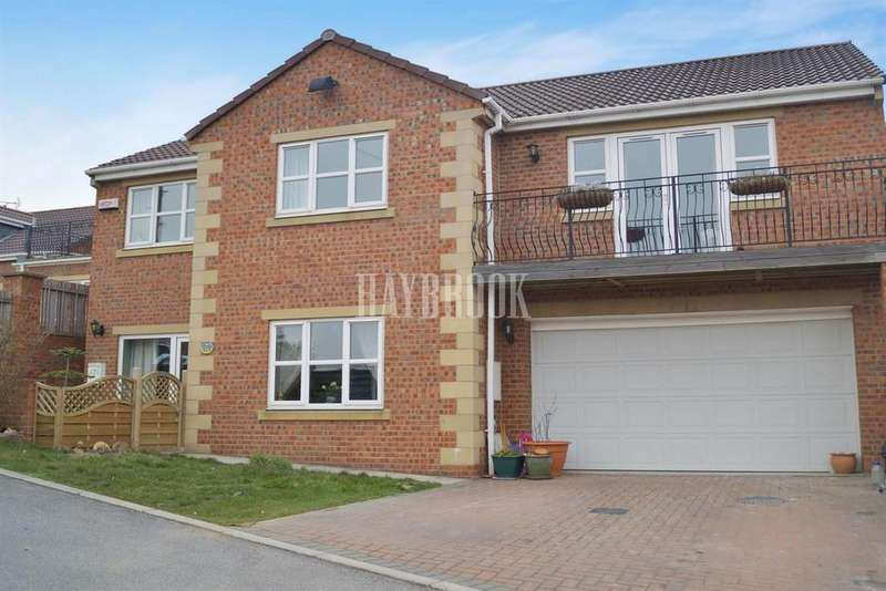 5 Bedrooms Detached House for sale in Doncaster Road, Ardsley