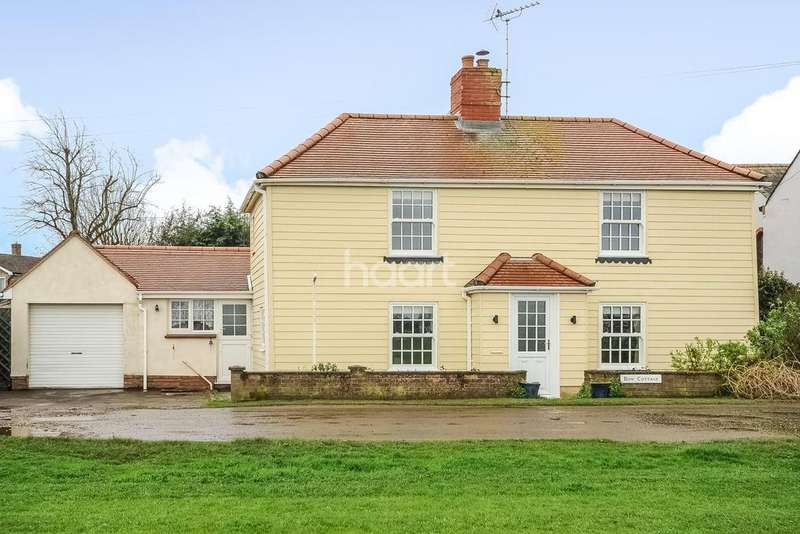 3 Bedrooms Cottage House for sale in The Green