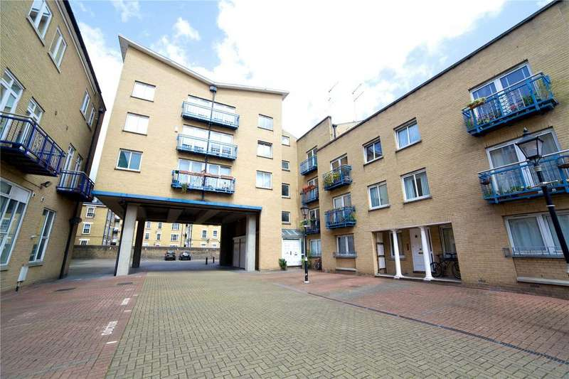 1 Bedroom Apartment Flat for sale in Millennium Place, Bethnal Green, E2