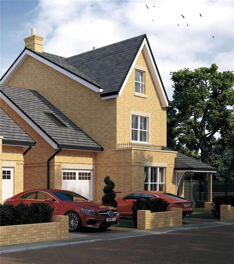 5 Bedrooms Detached House for sale in The Moorgate, Westwood Park, Woodlands, Beverley, HU17